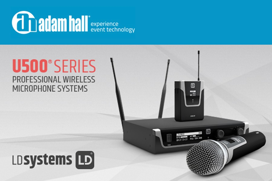 LD Systems U500 Series