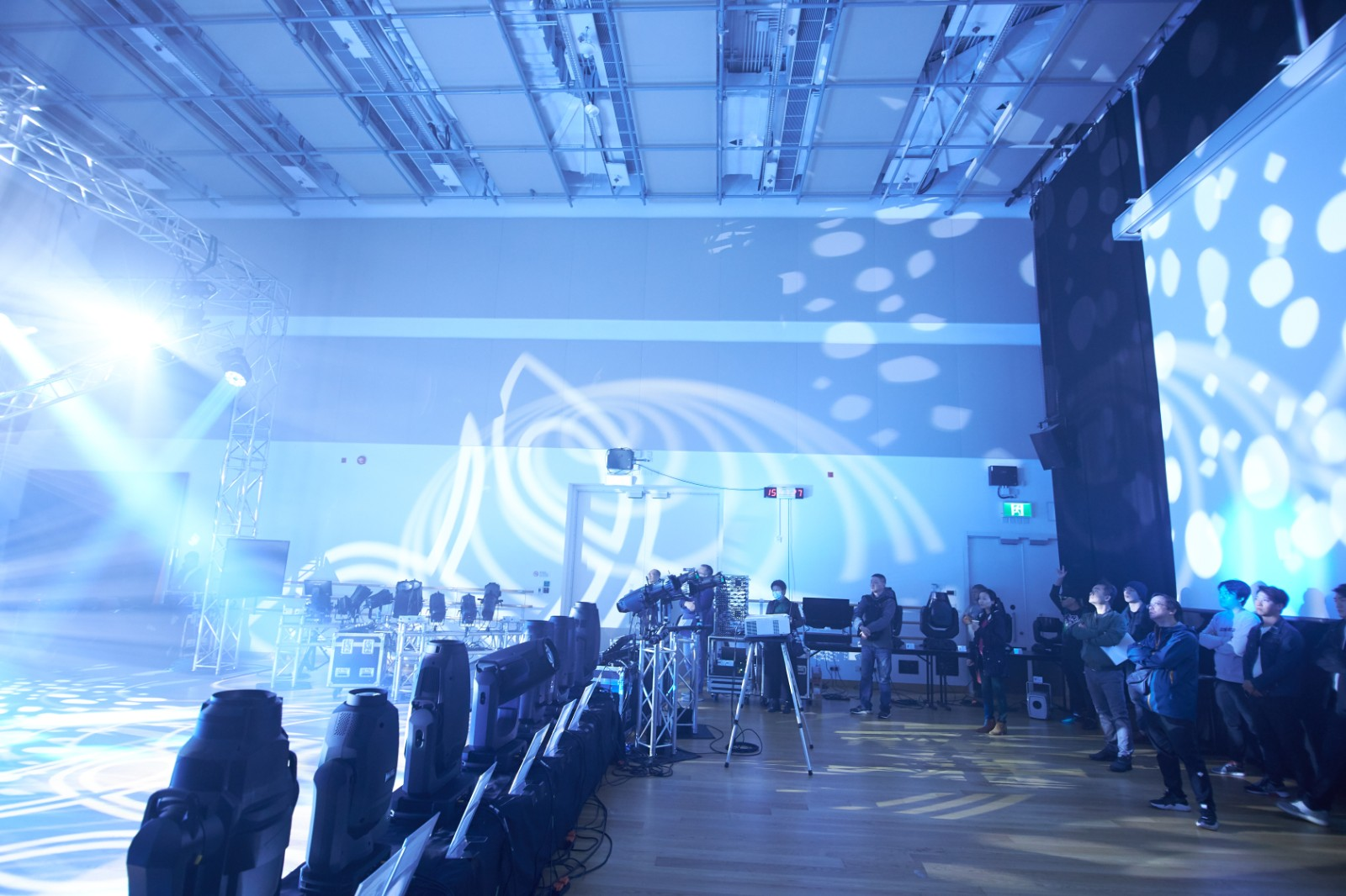 New Era Lighting Showcase at Xiqu Center